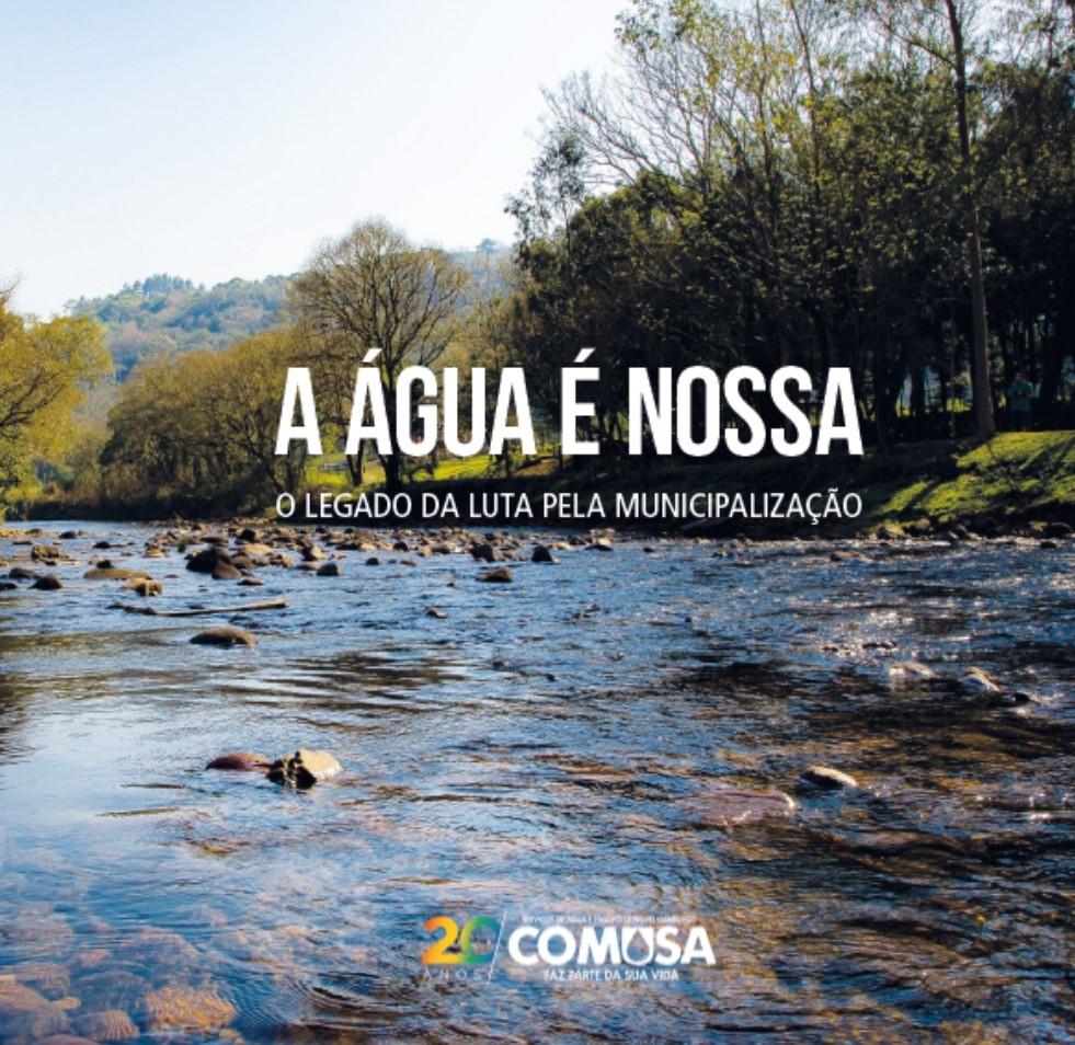 Livro Comusa - Marta Araújo Conteúdos Jornalísticos