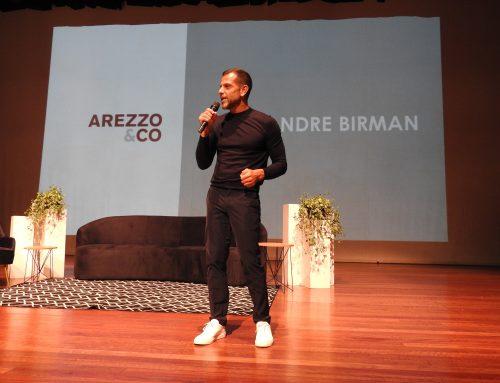 Alexandre Birman, CEO da Arezzo, tem meta ousada para cinco anos. Transformar a cadeia do calçado do Brasil na primeira do Planeta a ser certificada com Selo de Origem Sustentável