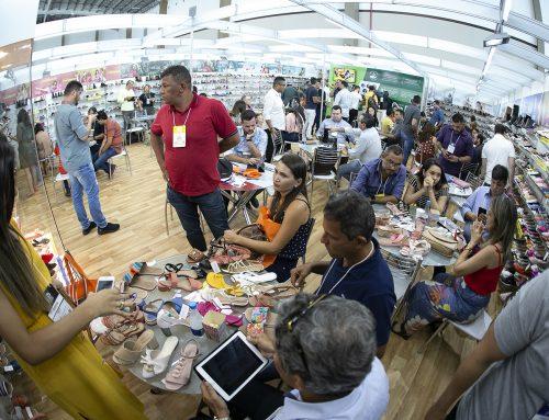 Feira de calçados em João Pessoa(PB) começa ampliar contatos com lojistas para fazer edição recorde em 2021
